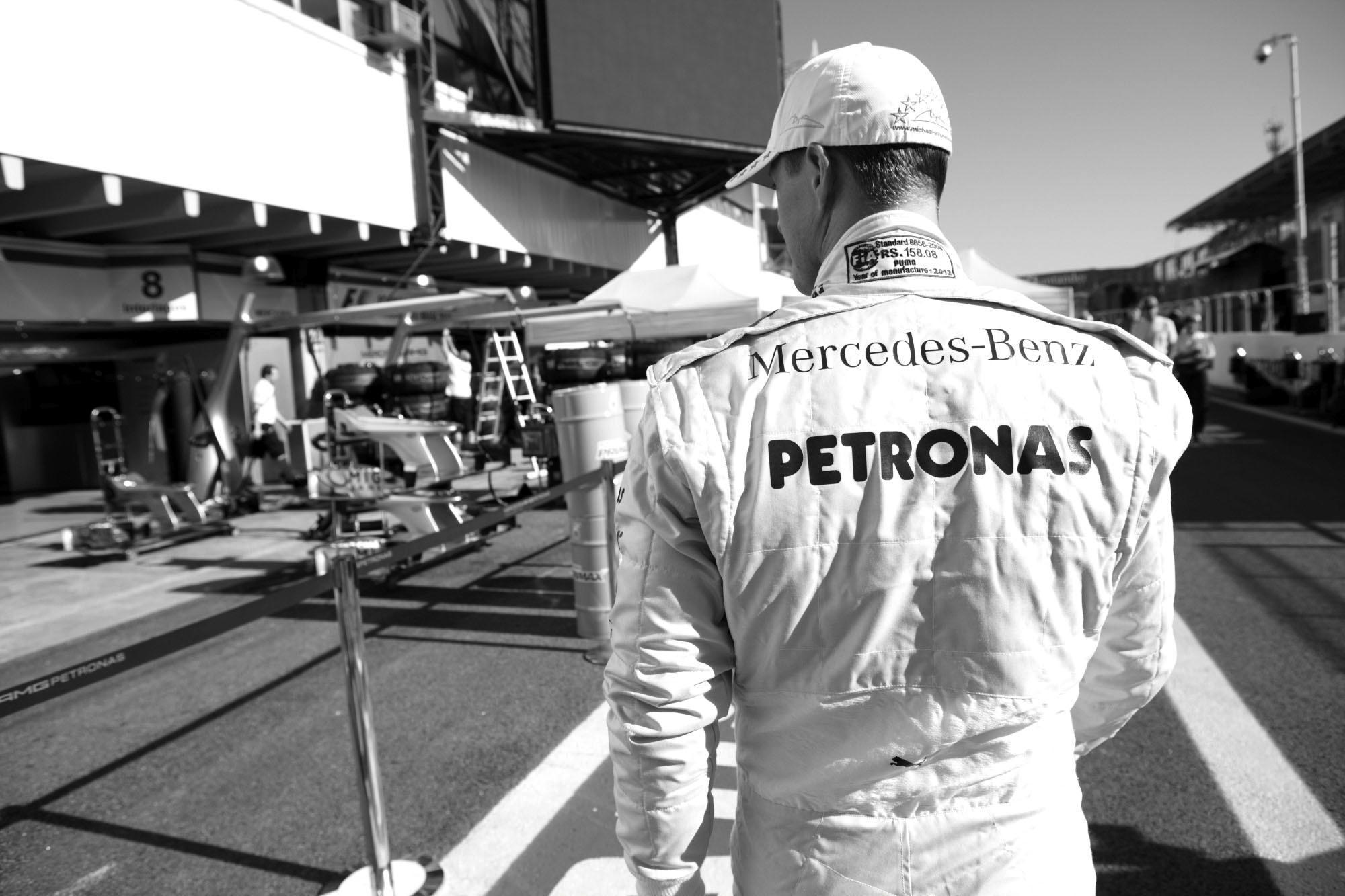 Schumacher: Kehm smentisce. Magari fosse vero…