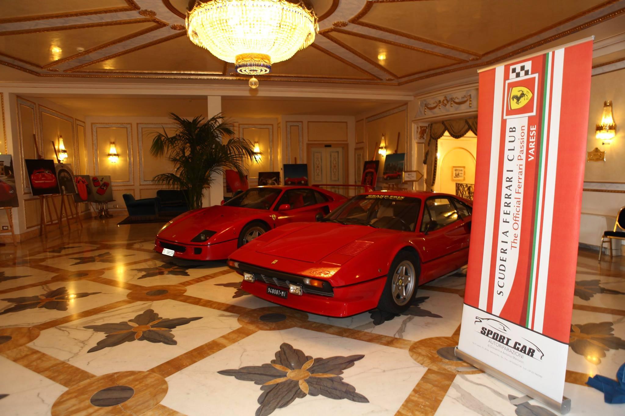 Galà 2015 Scuderia Ferrari Club Varese
