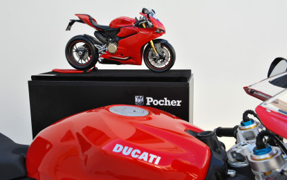Ducati 1299 Panigale S by Pocher