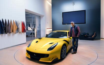 Joe Bastianich e il sogno Ferrari
