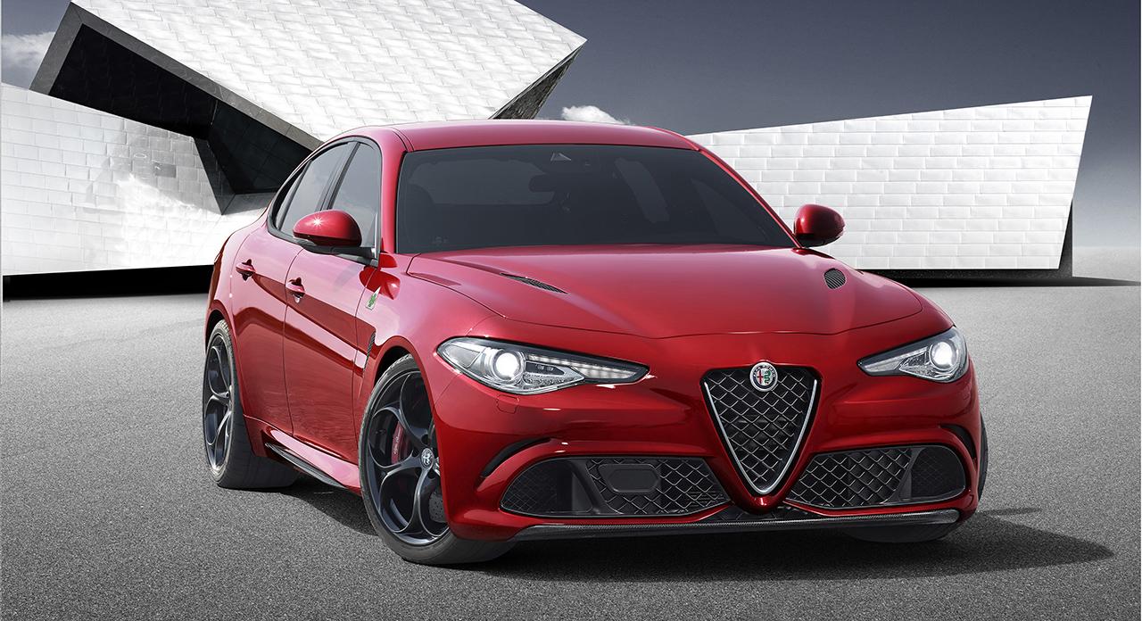 Sparco per nuova Alfa Romeo Giulia