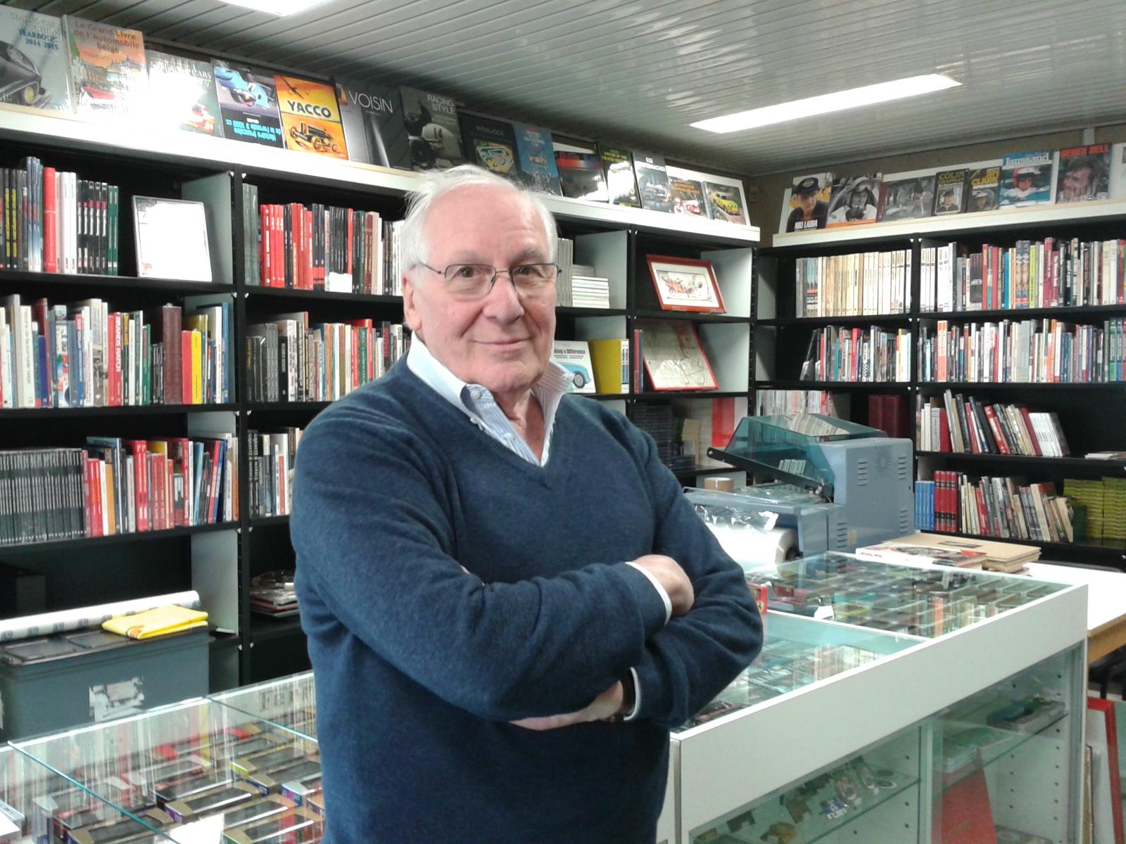 Libreria dell'Autodromo: fine della Storia