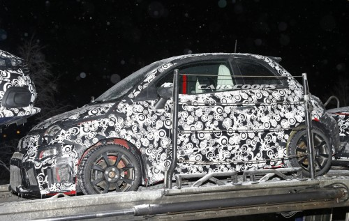 Fiat 500 Abarth: nuovo facelift 2016