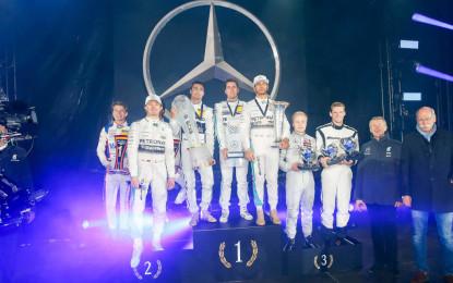 Juncadella Stars & Cars Champion 2015
