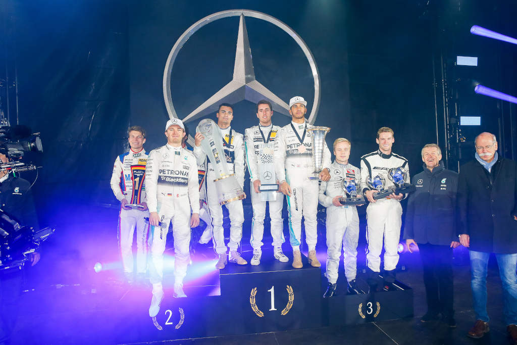 Juncadella Stars & Cars Champion 2015