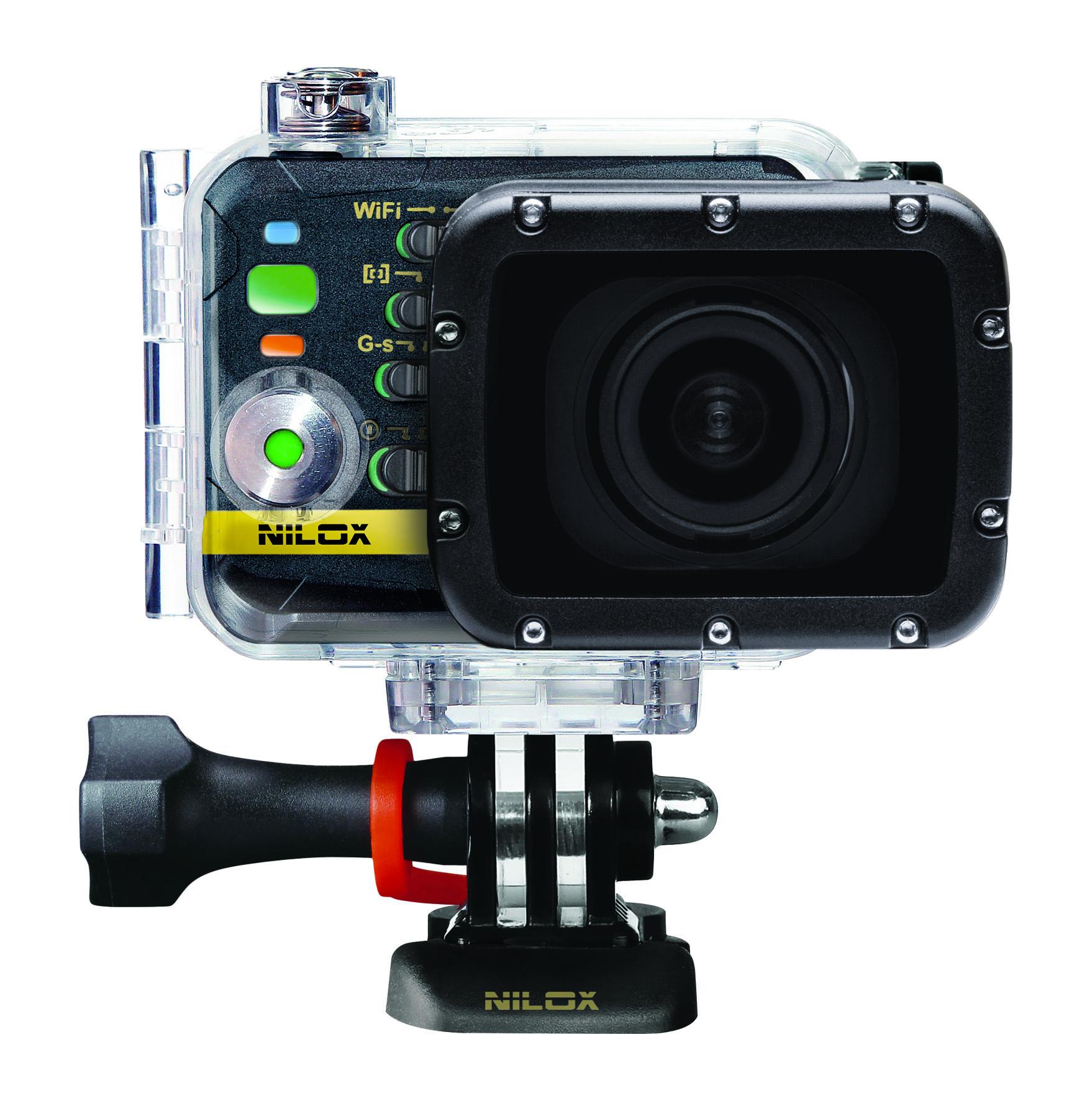 Nilox EVO 4K: concentrato di tecnologia