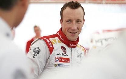 Citroën Racing e Kris Meeke: rinnovo