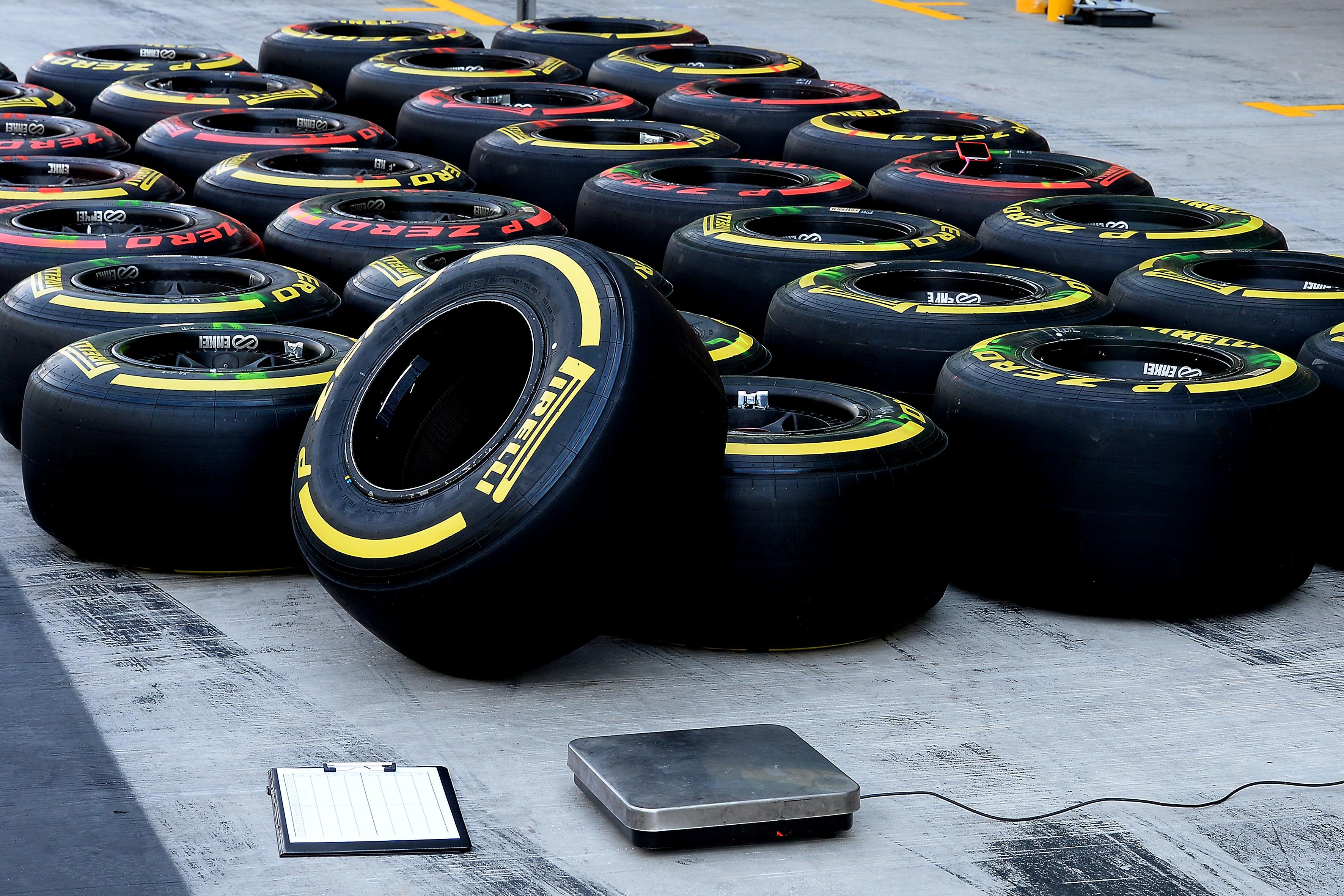 Test Pirelli Abu Dhabi: più di 6.020 km e 1.084 giri