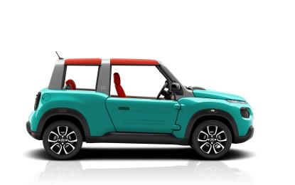 Citroën E-MEHARI: dal passato al futuro!