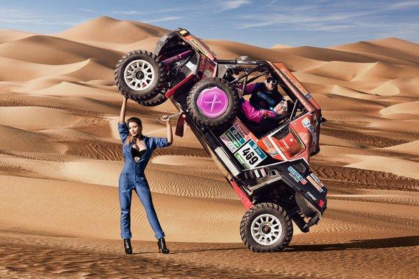 Il meglio della Dakar 2016 su Eurosport 1
