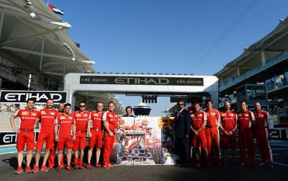 Ferrari wins DHL Fastest Pit Stop Award