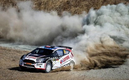 Pirelli per l'Europeo Rally Junior FIA