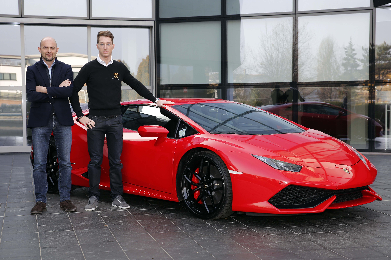 Lamborghini conferma Mirko Bortolotti
