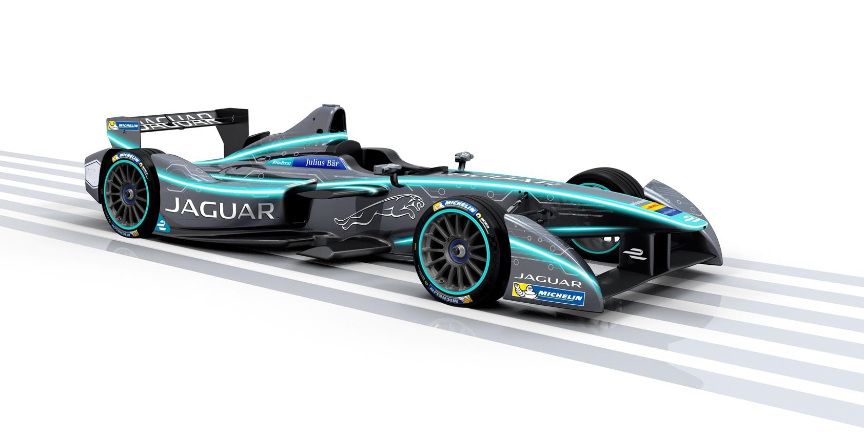 Jaguar torna alle corse in Formula E
