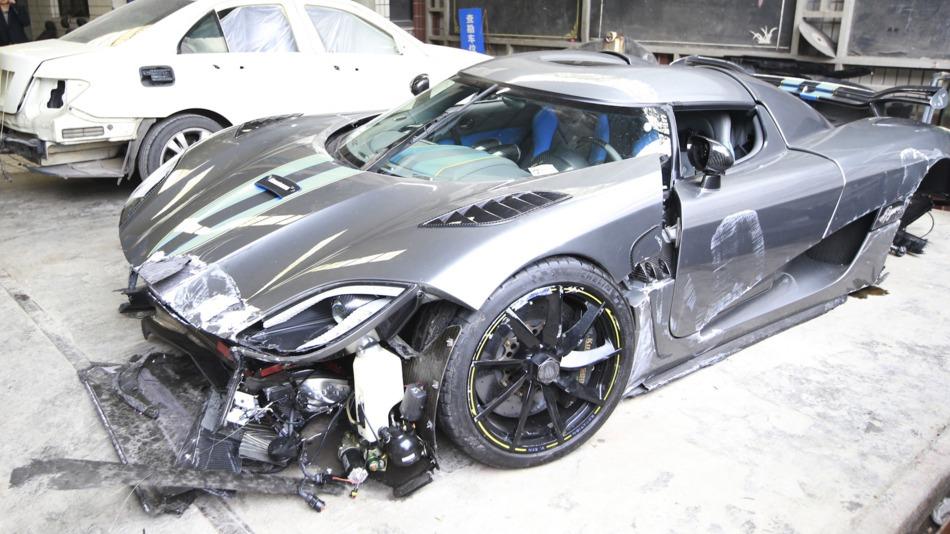 Bye bye Koenigsegg Argera R…