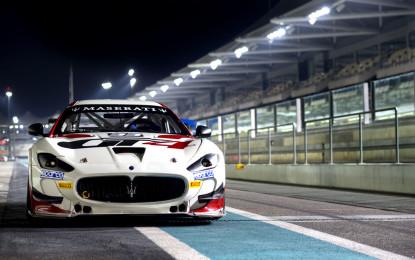 Nel 2016 Maserati nei campionati GT4