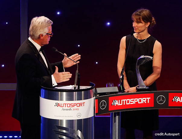 Un premio per McLaren Applied Technologies