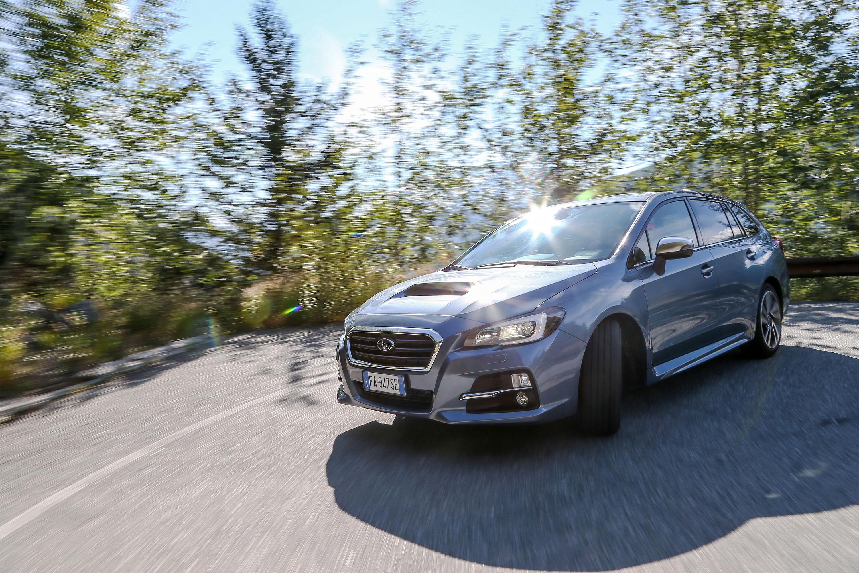 Nuova Subaru Levorg