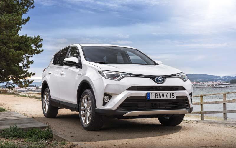 Toyota e Lexus Hybrid: un milione!