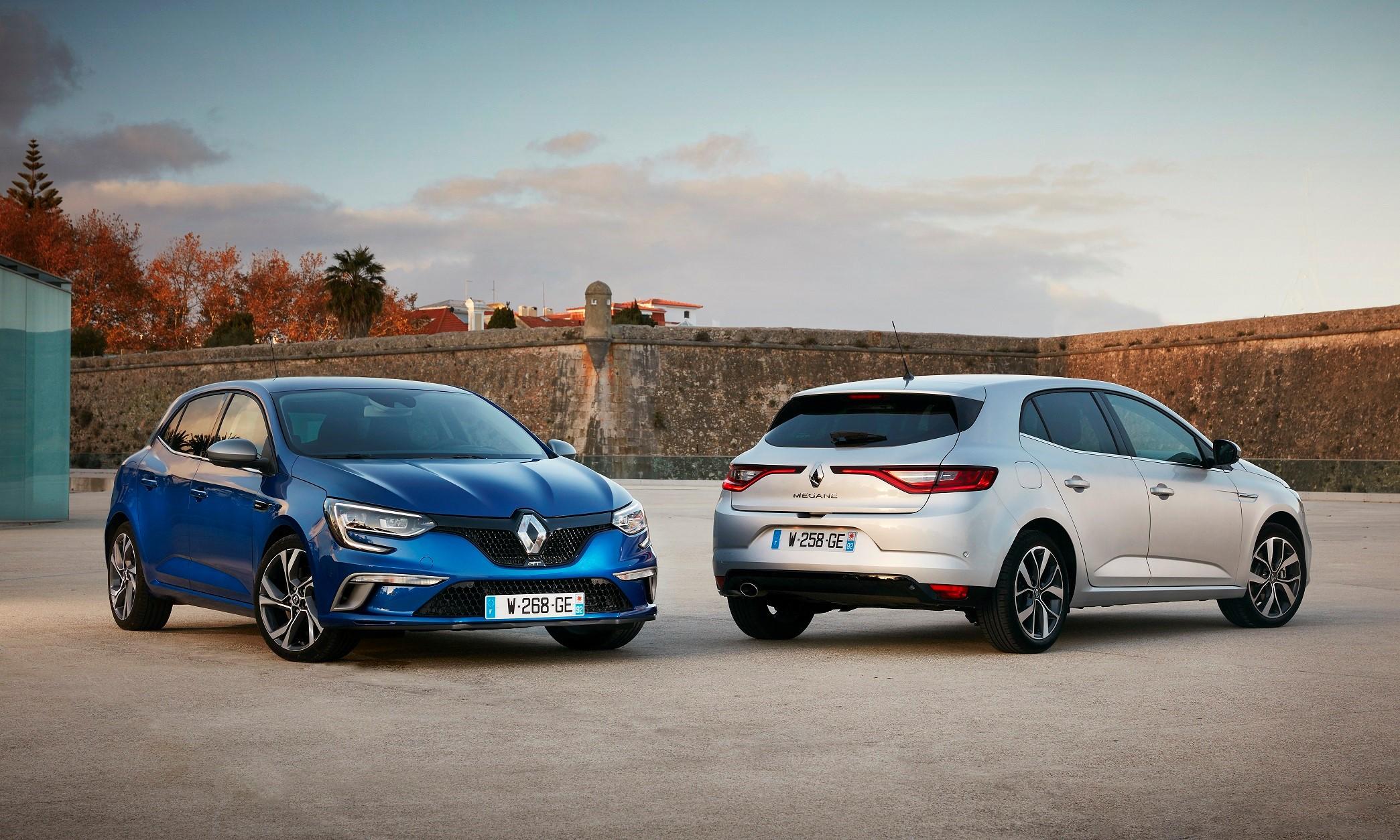 Renault Nuova Mégane