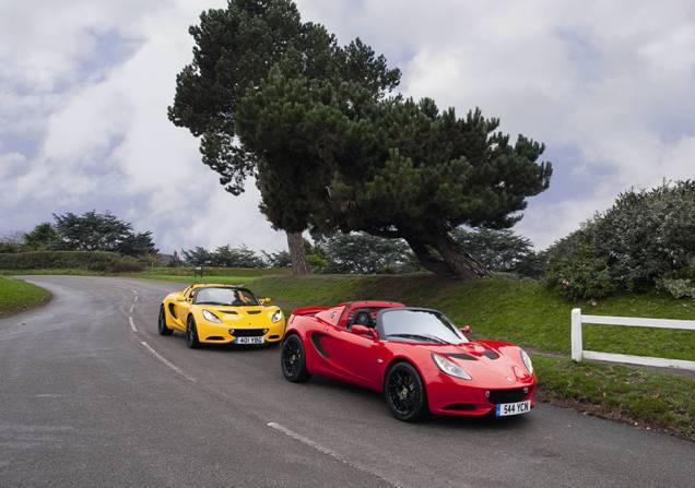 Lotus: nuove Elise Sport e Sport 220