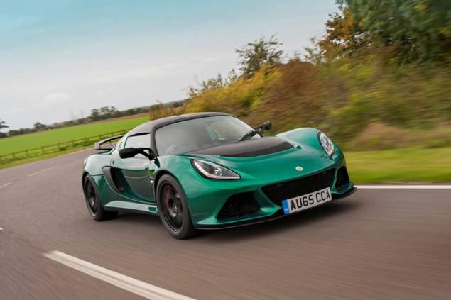 Nuova Lotus Exige Sport 350