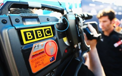 BBC Sport to end F1 television contract early