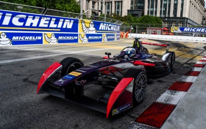 Uruguay: DS Virgin Racing pronto per l'ePrix