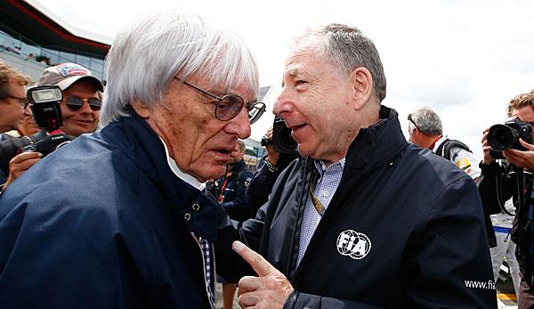 Todt tells Ecclestone to stop criticising F1