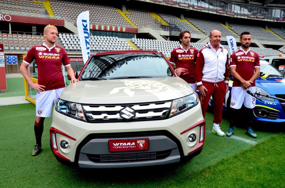 Suzuki Vitara Toro Edition all'asta per UGI