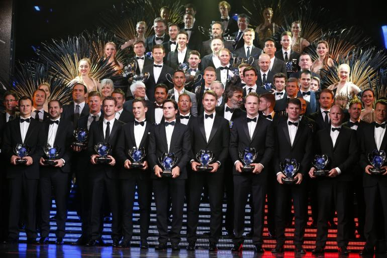 2015 FIA Prize-Giving