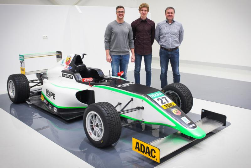 Louis Gachot in ADAC Formula 4