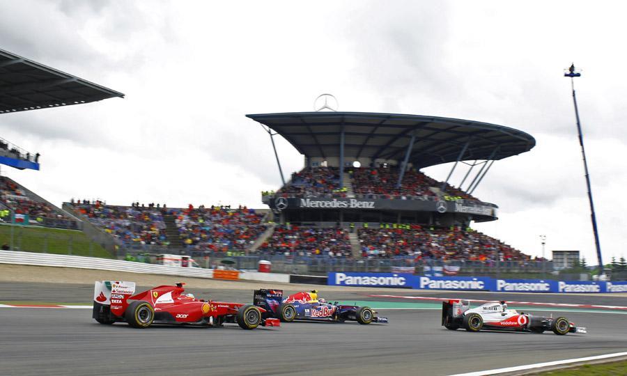 Ecclestone: dubbi sul GP di Germania 2017