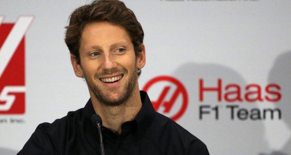 Grosjean presto al lavoro a Maranello
