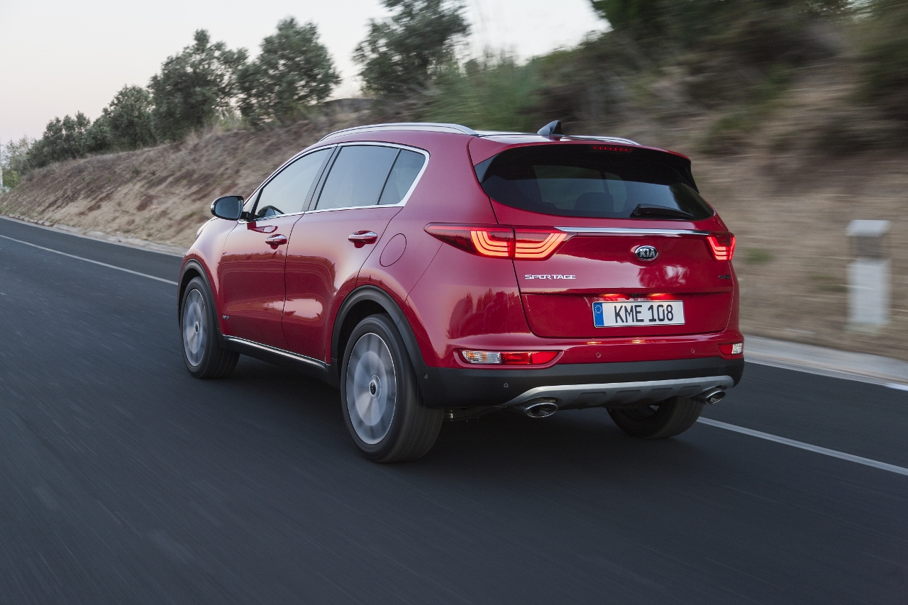Kia: Red Dot Design Awards a Optima e Sportage