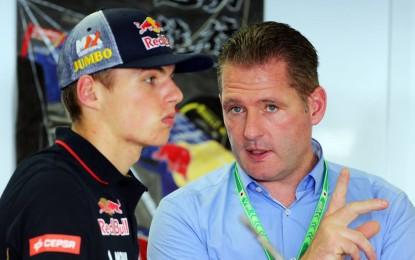 Jos preferisce Max a Le Mans