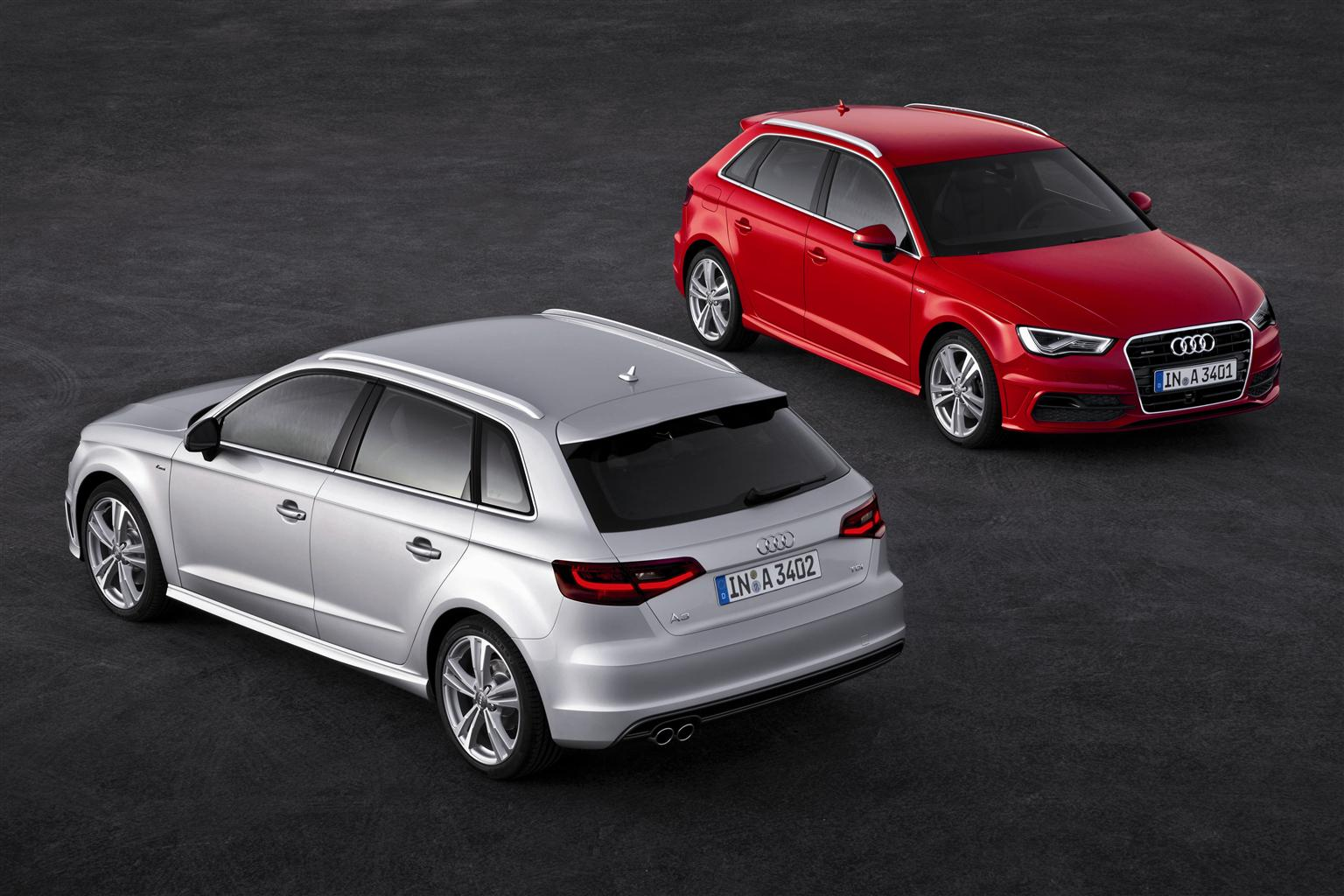 Nuove motorizzazioni Audi