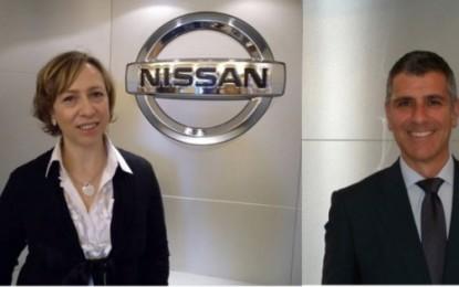 Nissan: cambi alla comunicazione