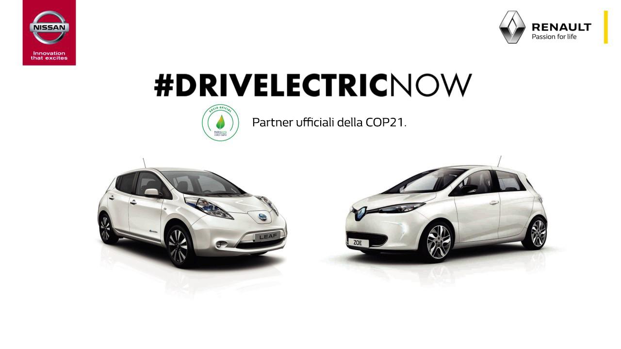 Renault e Nissan: campagna comune