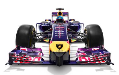 F1: Red Bull – Lamborghini nel 2017?
