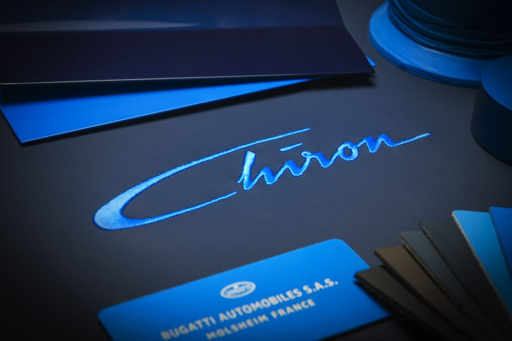 The new Bugatti is to be called Chiron