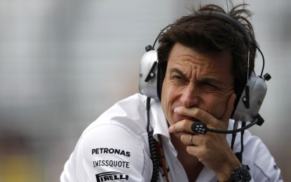 Wolff slams decision to keep 'musical chairs'