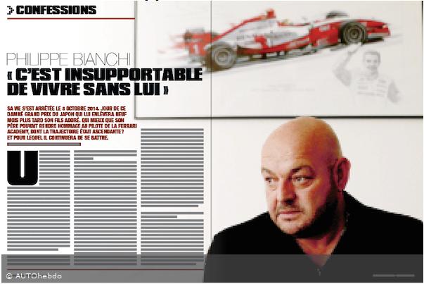 """Philippe Bianchi: """"Il y a des responsables"""""""