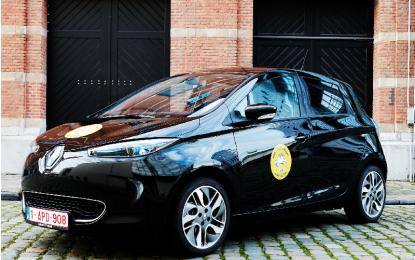 VAB premia Renault Zoe R240