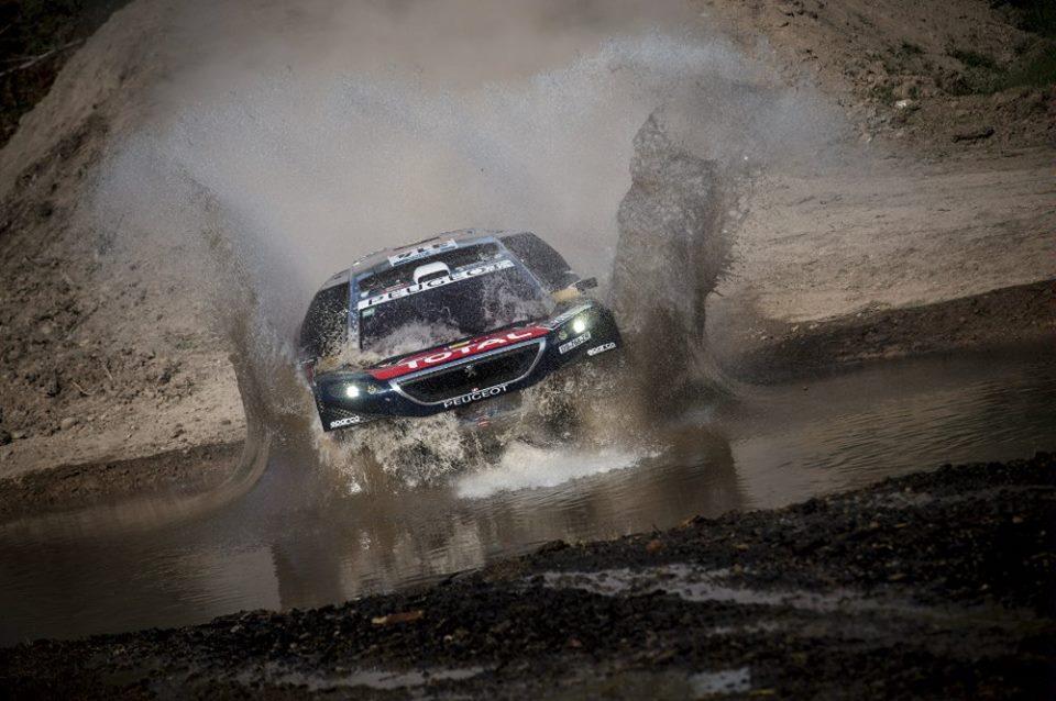 Dakar: Loeb causes a sensation