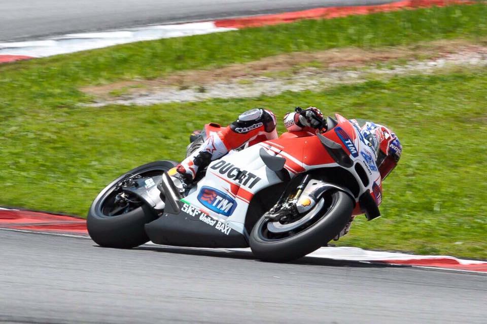 Stoner: intervista dopo il test Ducati a Sepang