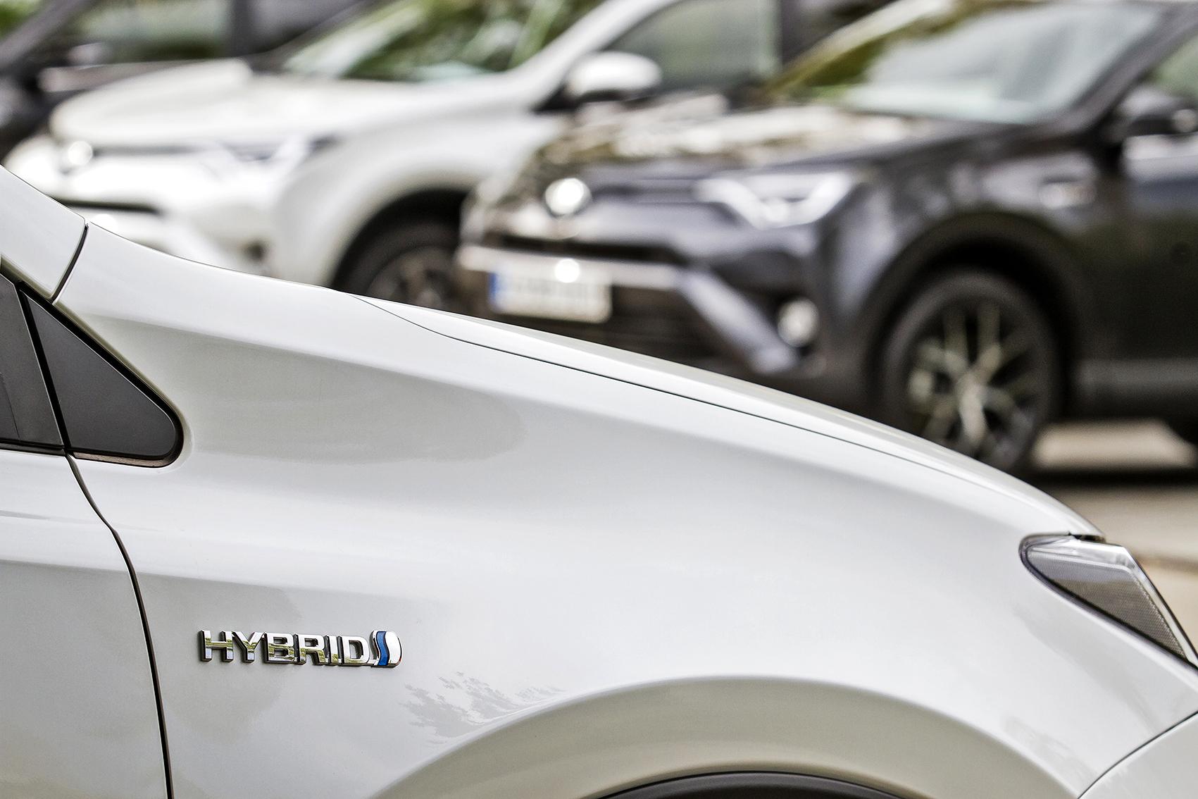Toyota e Lexus al Salone di Torino