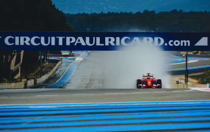 French GP return surprised Ecclestone