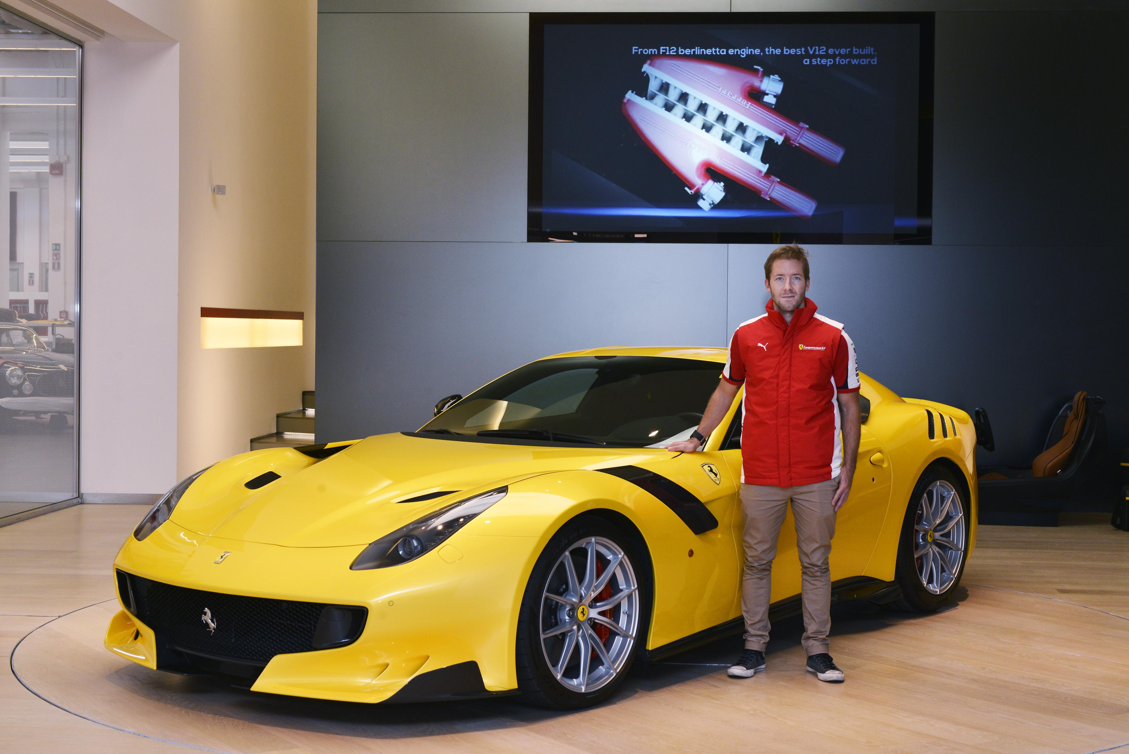WEC: primo giorno in Ferrari per Sam Bird