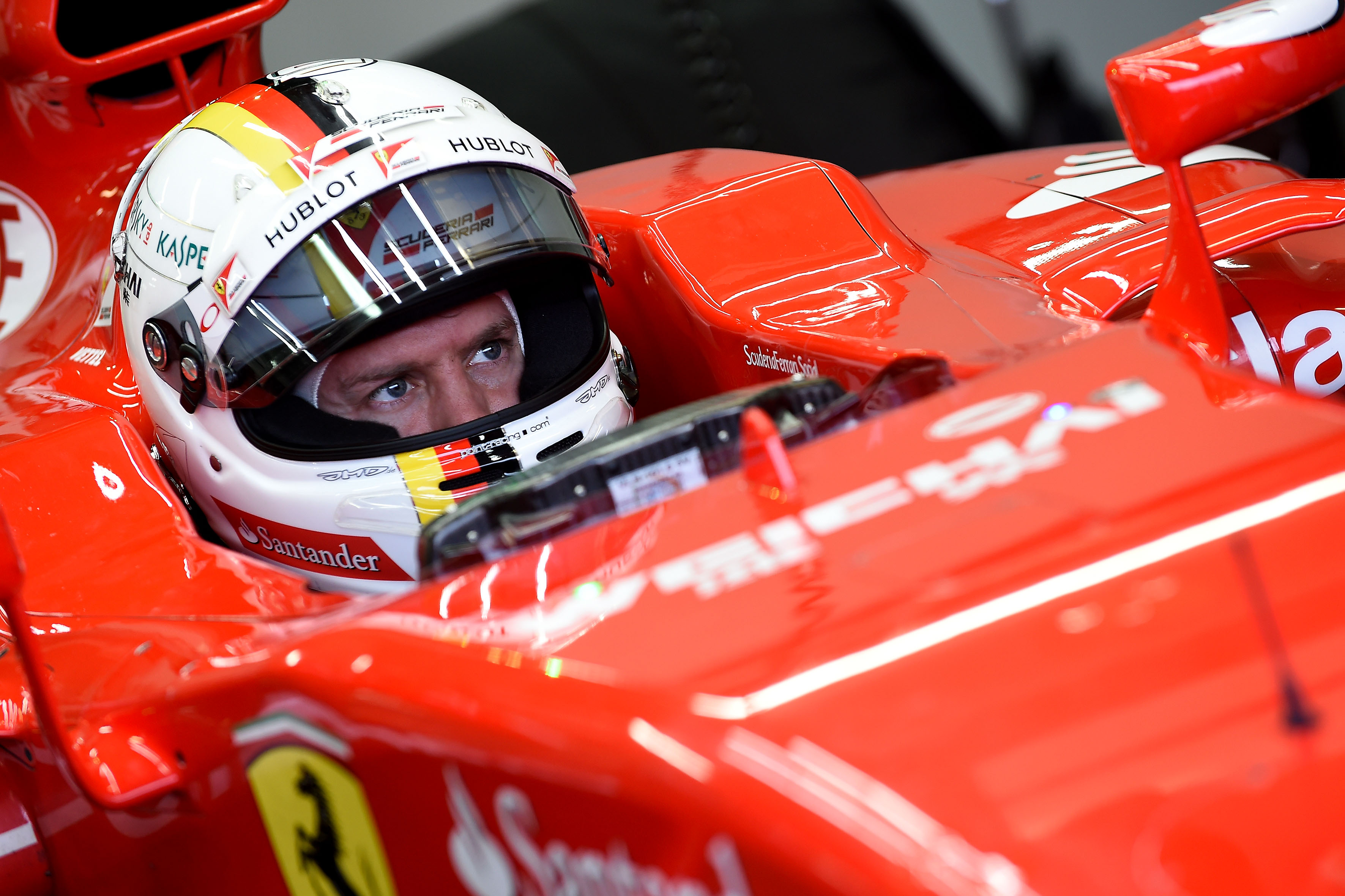 Webber: Vettel ok, Maldonado ko